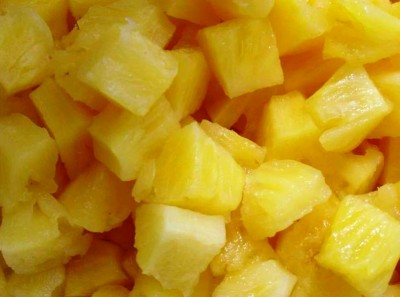 6. Pineapple e1337952262976 Top 10 Most Nutritious Pizza Toppings