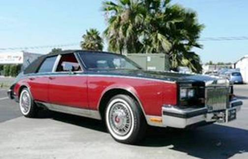 8. 1981 Cadillac Seville Diesel Top 10 Slowest Sports Cars of All Time