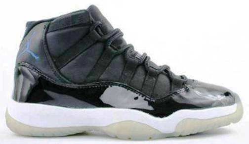 8. Air Jordan XI Top 10 Most Expensive Basketball Shoes