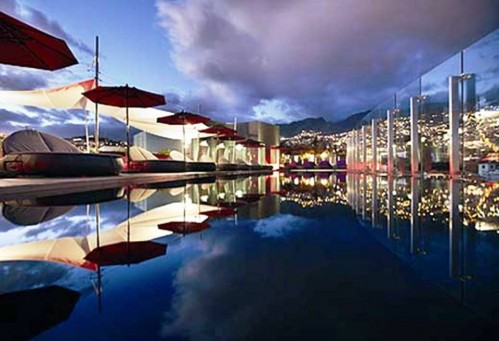 8. The Vine Madeira e1337940357366 Top 10 World's Most Picturesque Pools