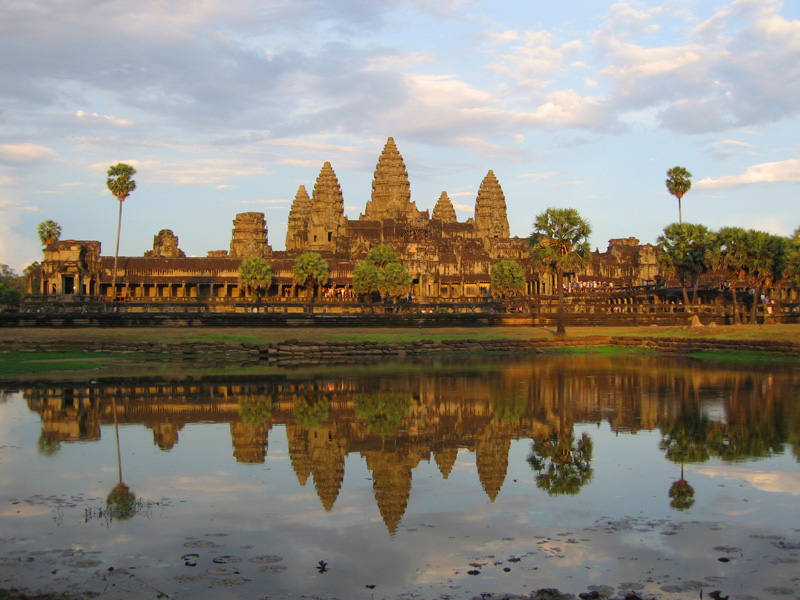 Angkor Wat Cambodia 10 Places to See Before You Die
