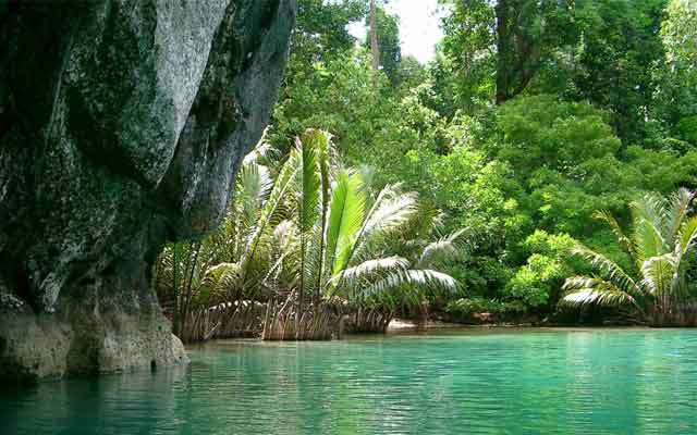 Puerto Princesa Subterranean River National Park The Philippines 10 Places to See Before You Die