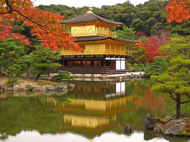 The Golden Pavilion Japan 10 Places to See Before You Die