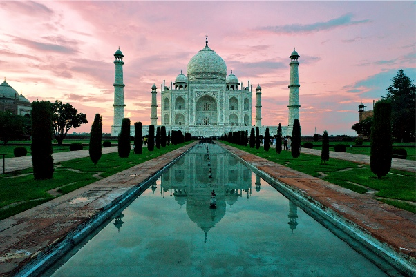 The Taj Mahal India 10 Places to See Before You Die