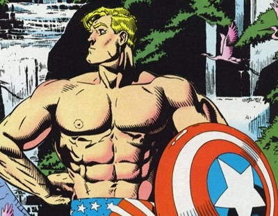 captainamerica 10 Superheroes Who Need To Come Out