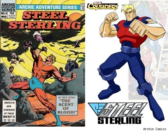 steelsterling2 10 Superheroes Who Need To Come Out
