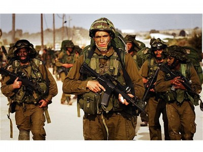 10. Israel1 e1339555797827 Top 10 Largest Armies in the World