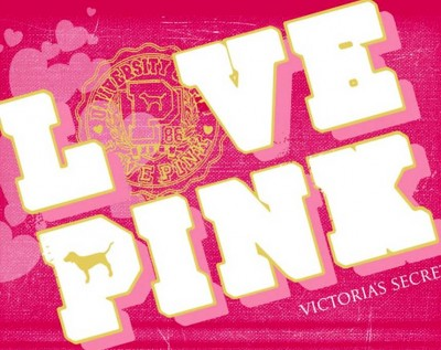 10. Victoria's Secret Pink Collection e1340099151483 10 Most Popular Things in Pink