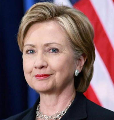 2. Hillary Clinton e1339384380694 Top 10 Most Influential Women in the World