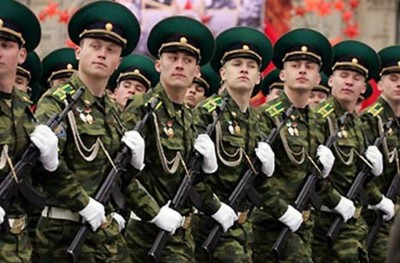 2. Russia e1339552386973 Top 10 Strongest Armies in the World