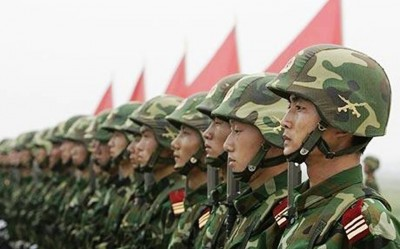3. China e1339552398352 Top 10 Strongest Armies in the World