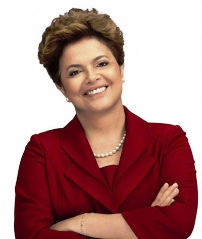 3. Dilma Rousseff e1339384366293 Top 10 Most Influential Women in the World