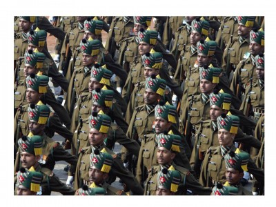 3. India e1339555704825 Top 10 Largest Armies in the World