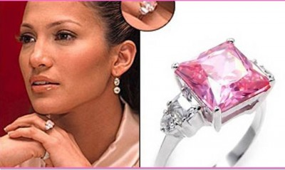 3. J Lo's Pink Diamond Engagement Ring e1340099263854 10 Most Popular Things in Pink