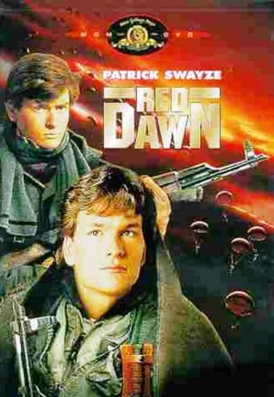 3. Red Dawn 1984 e1340879659680 Top 10 Independence Day Movies of All Time