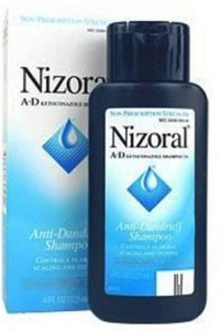 4. Nizoral Anti Dandruff Shampoo e1339598875972 Top 10 Best Shampoos For Men in 2012