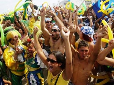 5. Brazil e1340372038547 Top 10 Most Populated Countries in 2012