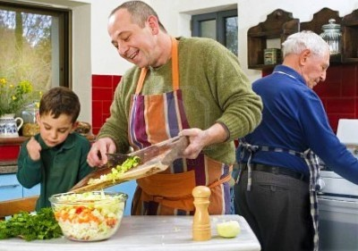 6. Cooking Day for Him e1338565486890 10 Best Ways to Celebrate Father's Day