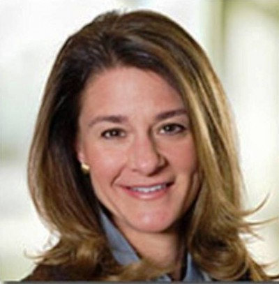 6. Melinda Gates e1339384304136 Top 10 Most Influential Women in the World