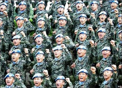 7. South Korea e1339552457316 Top 10 Strongest Armies in the World
