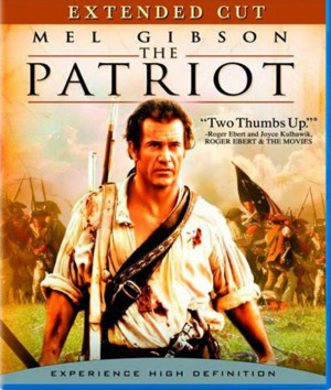 7. The Patriot 2000 e1340879584457 Top 10 Independence Day Movies of All Time