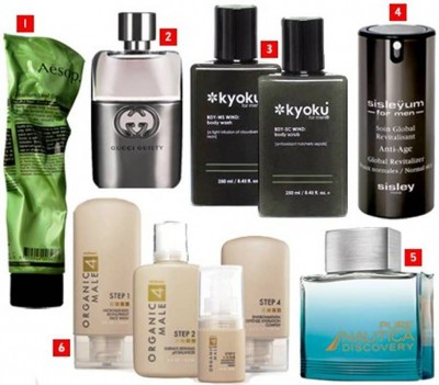 8. Complete Vanity Products e1338530665346 Top 10 Healthy Gifts for Father's Day