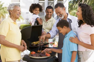8. Grill Party e1338565410220 10 Best Ways to Celebrate Father's Day