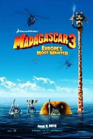 8. Madagascar 3 Europe's Most Wanted e1340357266931 Top 10 Funniest Movies in 2012