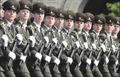 8. Russia e1339555769990 Top 10 Largest Armies in the World