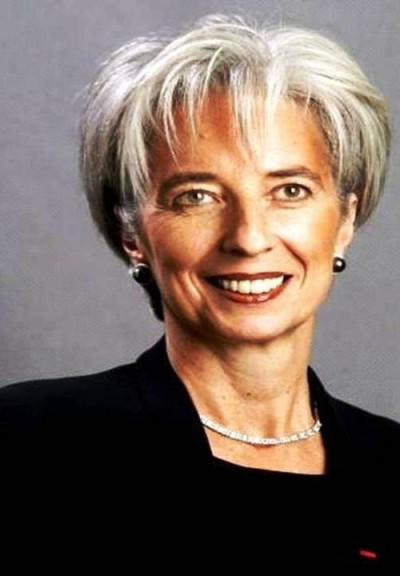 9. Christine Lagarde e1339384469648 Top 10 Most Influential Women in the World