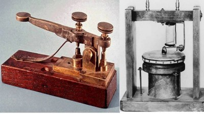 9. Telephone Telegraph e1340789794258 Top 10 Inventions that Changed the World Forever