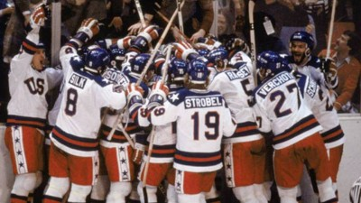1. 1980 US Hockey beats Russia e1343713644772 Top 10 Olympic Moments of All Time