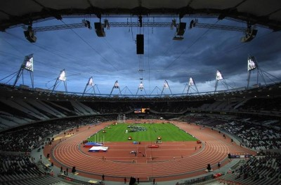 1. First Stadium e1343197714417 Top 10 Firsts in London 2012