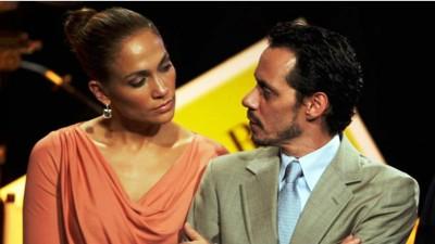 1. Jennifer Lopez and Mark Anthony e1343665867952 10 Most Controversial Celebrity Break ups