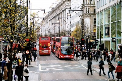 1. Oxford Street e1342013596471 10 Best Places to Shop in London