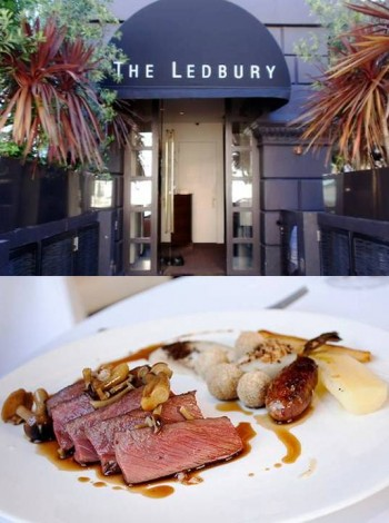 1. The Ledbury e1342074462914 10 Best Restaurants in London