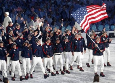 1. United States e1343722184489 Top 10 Olympic Medal Winning Countries
