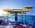 1. Water Discus Hotel