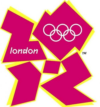 10. London 2012 Olympics Logo e1342759581299 Top 10 Best Olympic Logos of All Time