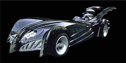 2. Batmobile 1997 Top 10 Batmobiles of All Time