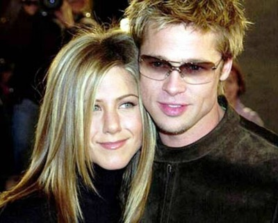 2. Brad Pitt and Jennifer Aniston e1343665881984 10 Most Controversial Celebrity Break ups
