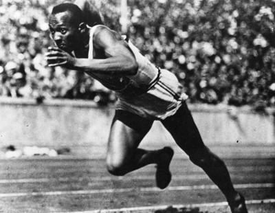 2. Jesse Owen Raised Black People's Pride e1343713655149 Top 10 Olympic Moments of All Time