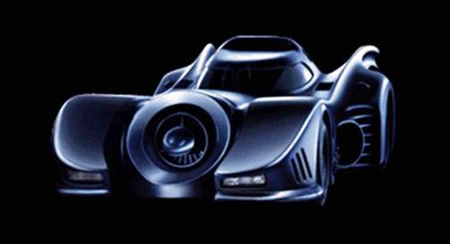 3. Batmobile 1989 Top 10 Batmobiles of All Time