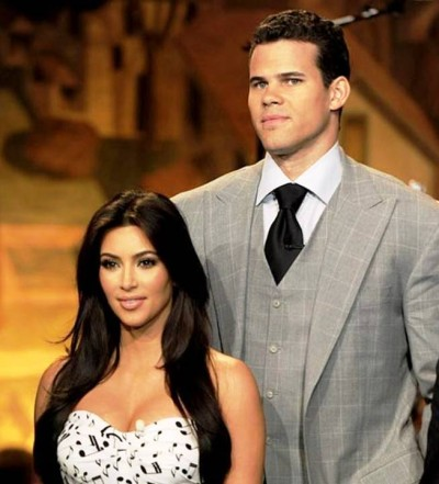 3. Kim Kardashian and Kris Humphries e1343665895475 10 Most Controversial Celebrity Break ups