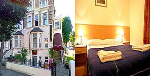 3. London Guest House Acton £ 25 e1341983749497 10 Most Affordable Hotels in London