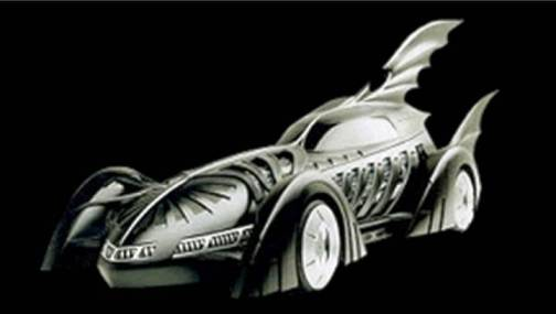 4. Batmobile 1995 Top 10 Batmobiles of All Time