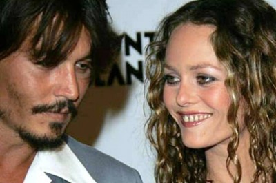 4. Johnny Depp and Vanessa Paradis e1343665906881 10 Most Controversial Celebrity Break ups