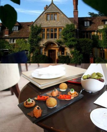 4. Le Manoir aux QuatSaisons e1342074506101 10 Best Restaurants in London
