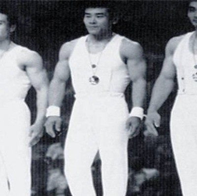 4. Shun Fujimoto's Pain for Winning e1343713676962 Top 10 Olympic Moments of All Time