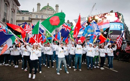 4. The London Parade e1343226744424 10 FYI about London Olympics 2012